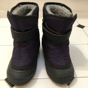 LL Bean Northwood toddler snow boots